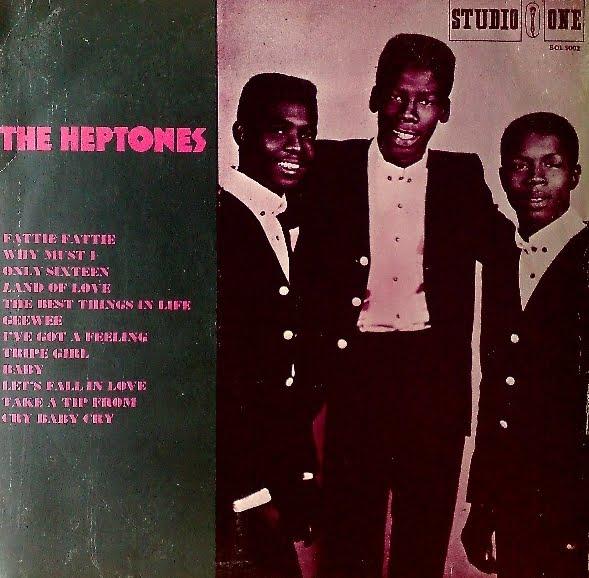 Heptones Only Sixteen Baby