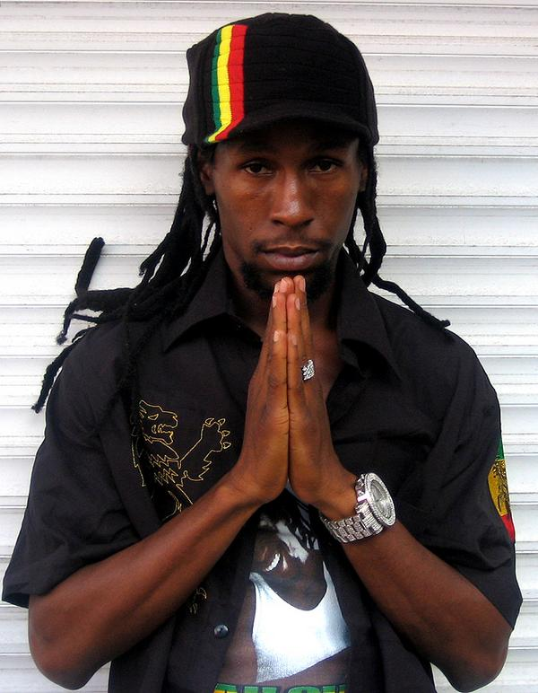 Jah Cure - Spread Jah Love