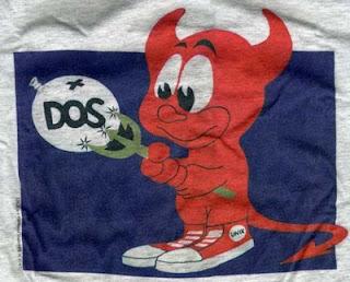 Setan Merah Dos