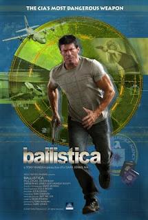 Filme Poster Balística DVDRip H.264 Legendado