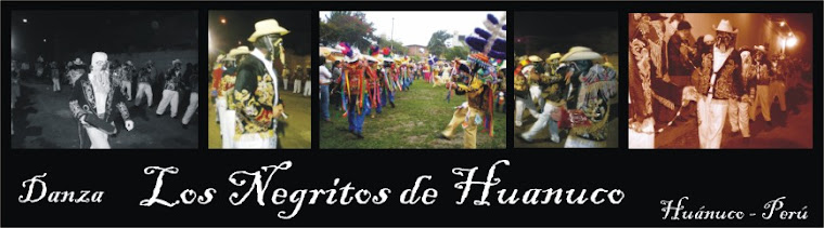 Los Negritos de Huanuco
