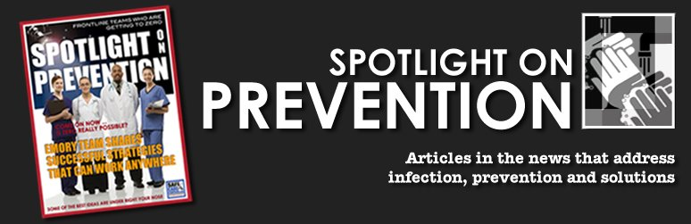 SPOTLIGHT ON PREVENTION