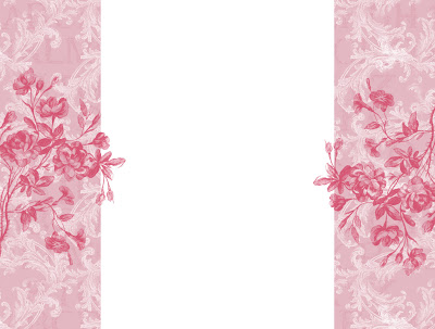 Blog Backgrounds on The Background Fairy  Free Blog Background   Pink Swirls And Roses