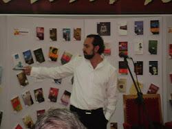 Lansarea cartii mele pe data de 01/10/2010 la salonul de carte de la Slobozia