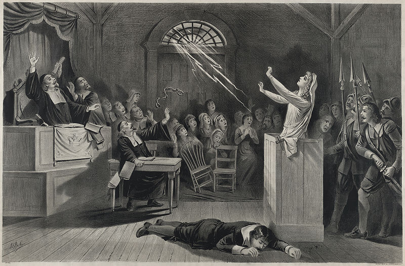 hysteria in the crucible The crucible--hysteria essayshysteria is displayed by communities all over the world it is an important factor in making and especially breaking relationships in arthur millers, the.