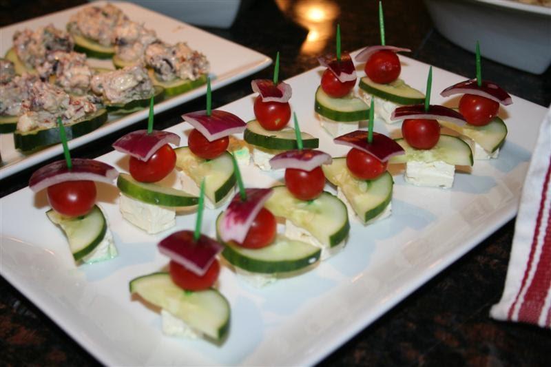 Kelly's Healthified Kitchen: Mediterranean Menu