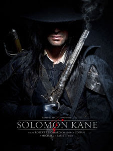 Cartel de Solomon Kane