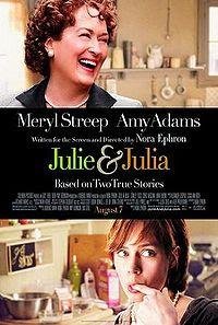 Cartel original de Julie & Julia