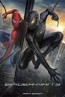 Cartel original de Spiderman 3