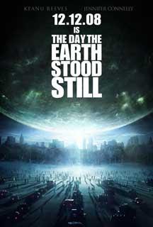 Cartel original de Ultimátum a la Tierra (2008)