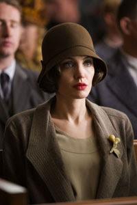 Angelina Jolie en El intercambio
