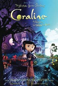 Cartel original de Los mundos de Coraline