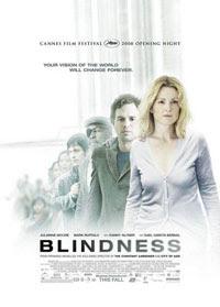 Cartel original de A ciegas