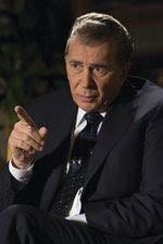 Frank Langella en El desafío - Frost contra Nixon