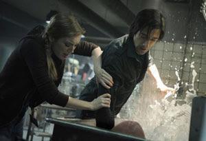 Sarah Polley y Adrien Brody en Splice: Experimento mortal