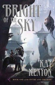 Portada original de Un destello en el cielo, de Kay Kenyon