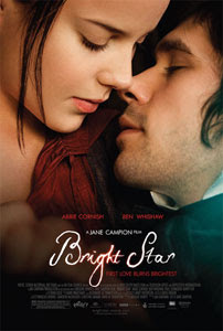 Cartel original de Bright Star