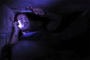 Ryan Reynolds en Buried (Enterrado)