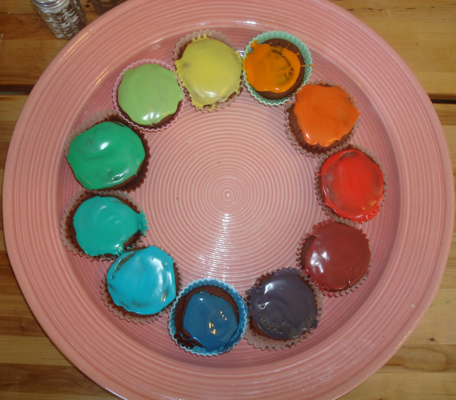 Life in a Pink House: Spinning the Color Wheel