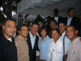 Encuentro con el Presidente Fernandez junio 2008