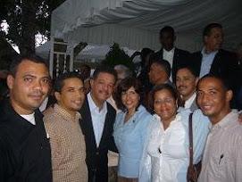 Encuentro con el Presidente Fernandez junio 2008
