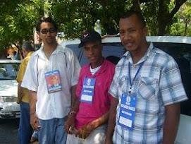 Trabajo de los Activistas Politicos 16 de mayo 2008
