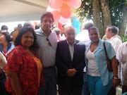 Encuentro en Cotui con Leoncio Almanzar, 20 de junio 2008