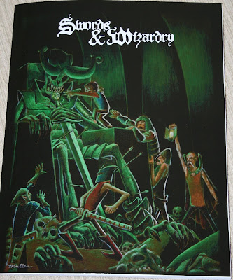 Swords and Wizardry RPG