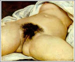 "Courbet - ""El origen del mundo"""