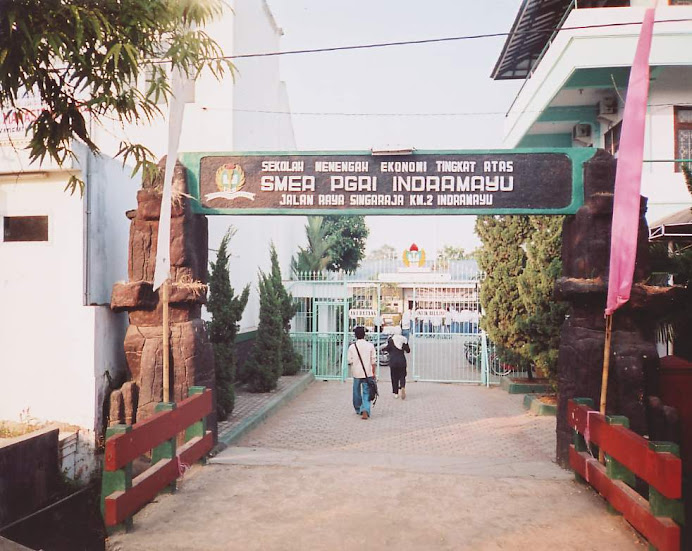 Gerbang SMK PGRI Indramayu