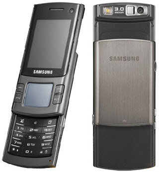 Samsung S7330 the smart phone