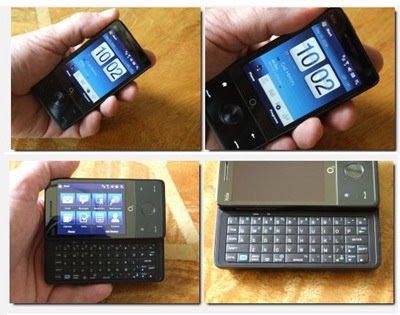 O2 XDA Serra touchscreen and handwriting recognition PDA phone