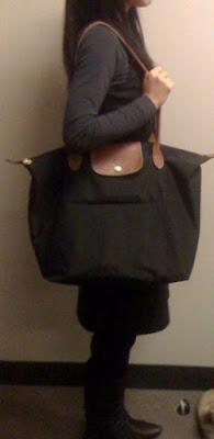 Longchamp Le Pliage Shopping Bag L