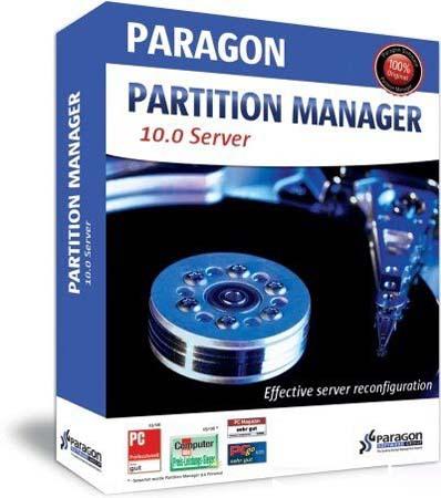 Paragon Partition Manager dari menyediakan fungsi partisi mudah dan ...