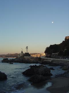 Orla de Viña del Mar e Castelo Wulff