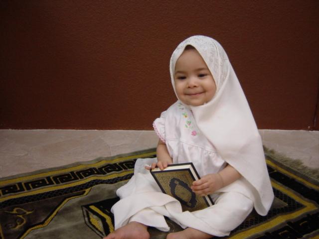 baby islamic baby photos
