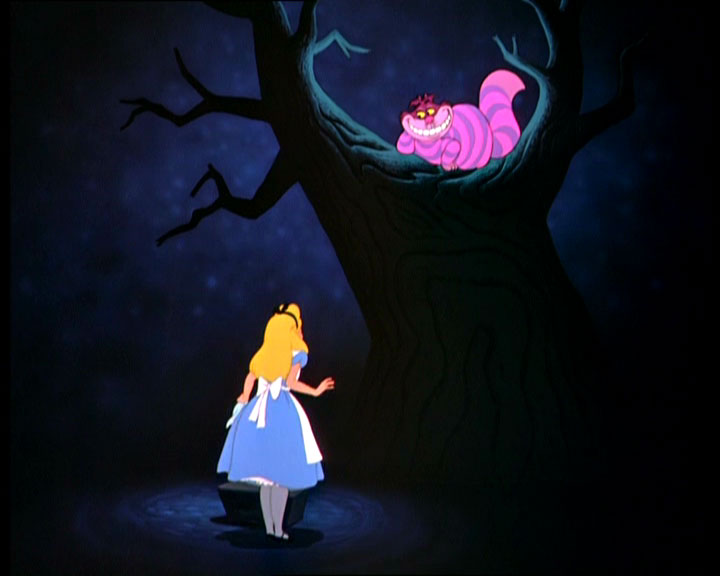 DISNEY%20-%20ALICE%20CHESHIRE%20CAT%20-%20SALVATI%20-%20THE%20CAT%20ONLY%20GRINNED%20I.jpg (720×576)