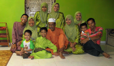 my very happy family...