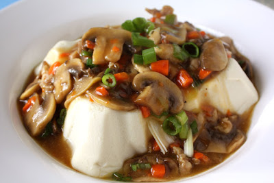 Steamed Tofu With Ground Pork Recipes — Dishmaps