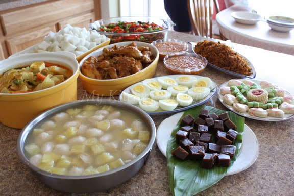 My kitchen snippets the spirit of hari raya feast being away from malaysia for so long makes me reflect on many things in my life be it my root my homeland malaysia my family my friends and many stopboris Gallery