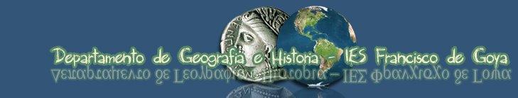 Blog de Geografía e Historia - IES Fco. de Goya