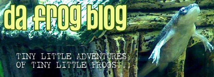 da Frog Blog