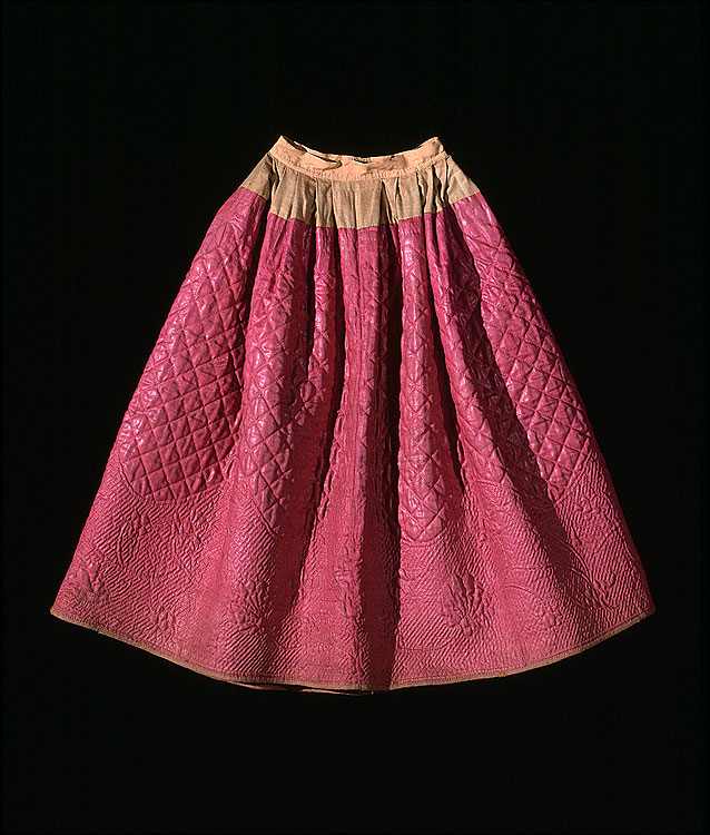 Art, beauty and well-ordered chaos: Quilted Petticoat... 4