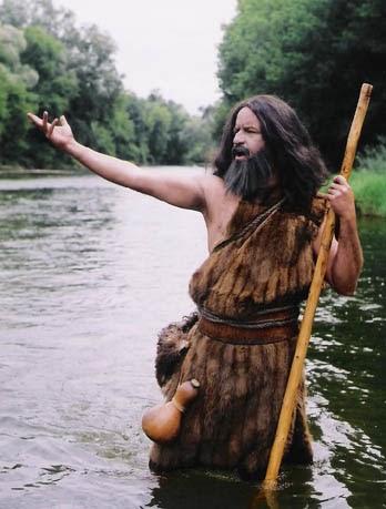Znalezione obrazy dla zapytania jan chrzciciel