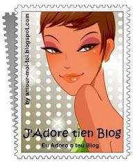 J'Adore tien Blog Award