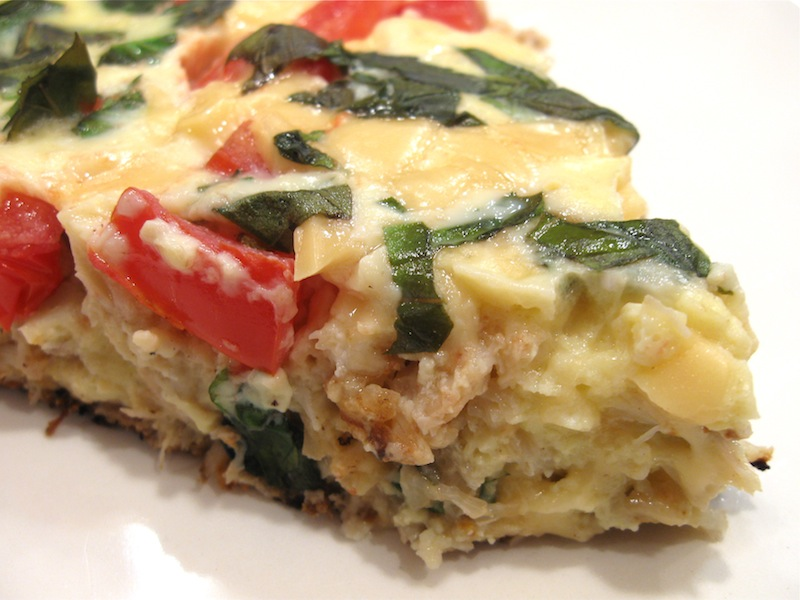 Blue Chip Frittata Recipe — Dishmaps