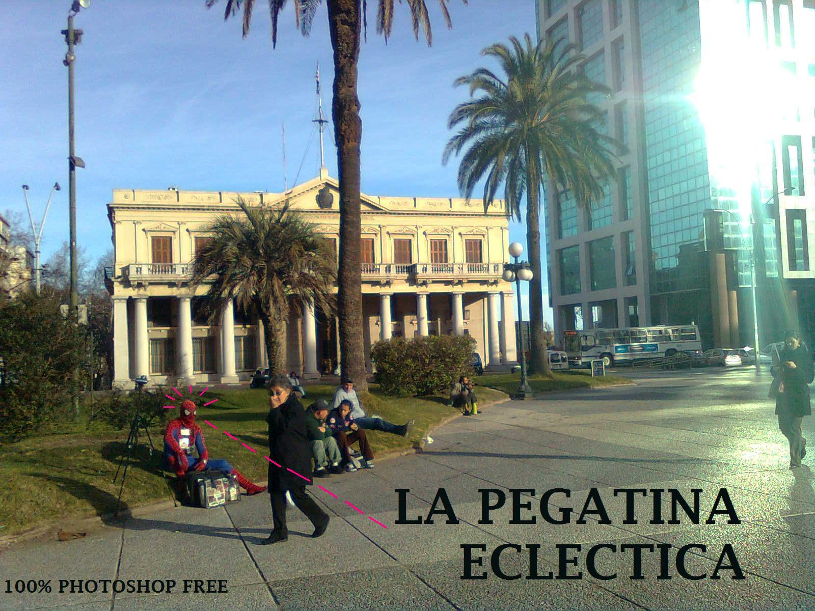 La Pegatina Eclctica