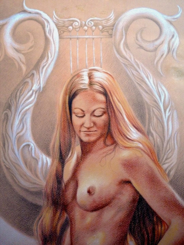 Lucero Desnuda