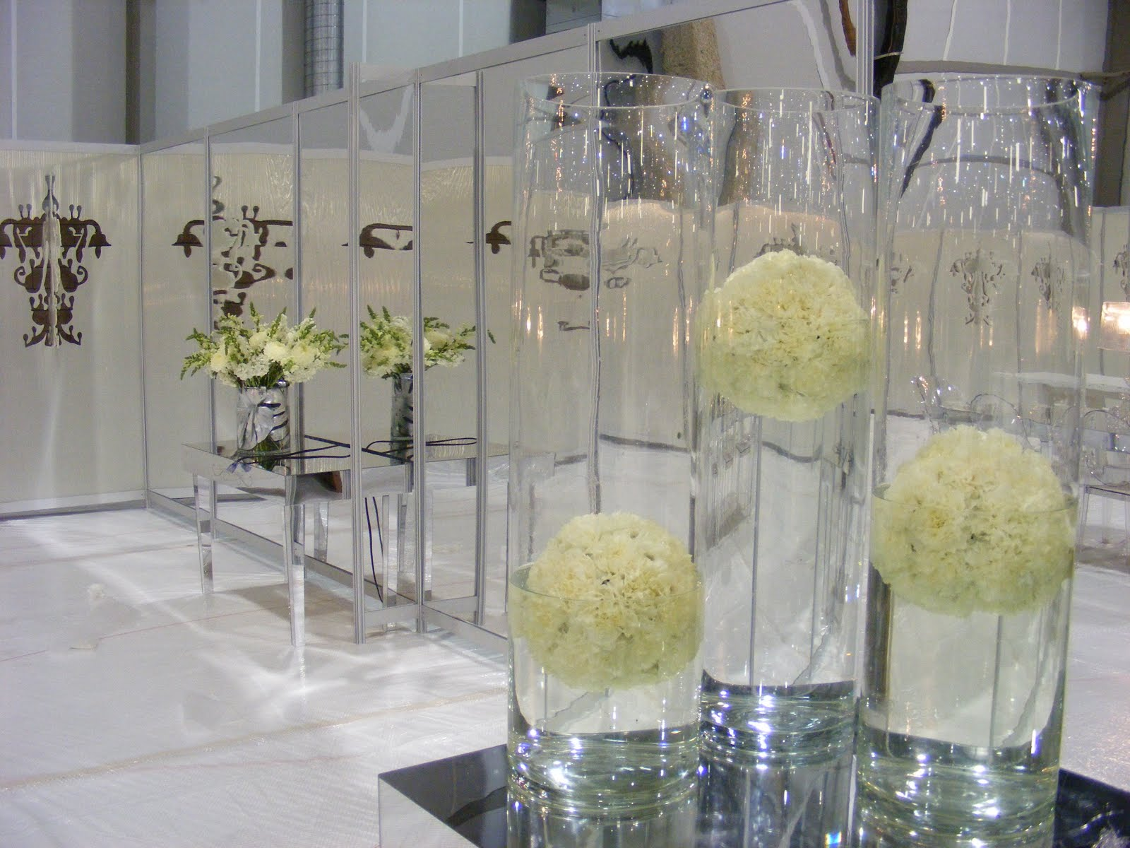 Wedding Flower Vases