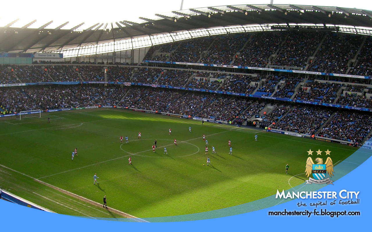 Manchester City FC - The capital of football: City of Manchester ...